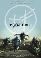 Pixadores - Finnish Movie Poster (xs thumbnail)