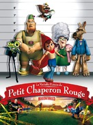 Hoodwinked! - French Movie Cover (xs thumbnail)