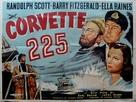 Corvette K-225 - Movie Poster (xs thumbnail)