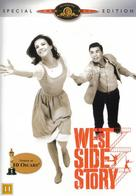 West Side Story - Danish DVD cover (xs thumbnail)