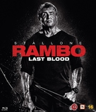 Rambo: Last Blood - Danish Movie Cover (xs thumbnail)