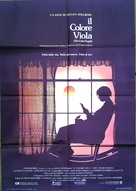 The Color Purple - Italian Movie Poster (xs thumbnail)