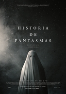 A Ghost Story - Mexican Movie Poster (xs thumbnail)