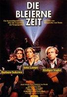 Bleierne Zeit, Die - German Movie Poster (xs thumbnail)