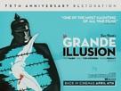 La grande illusion - British Re-release poster (xs thumbnail)