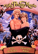The Pirate Movie - DVD movie cover (xs thumbnail)