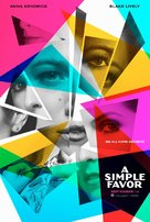 A Simple Favor - Movie Poster (xs thumbnail)