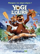 Yogi Bear - French Movie Poster (xs thumbnail)