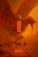 Godzilla: King of the Monsters - Movie Poster (xs thumbnail)