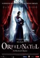 El orfanato - Romanian Movie Poster (xs thumbnail)