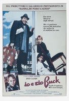 Uncle Buck - Italian Movie Poster (xs thumbnail)