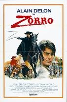 Zorro - Movie Poster (xs thumbnail)