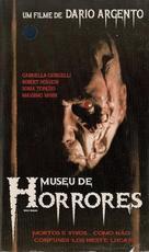 M.D.C. - Maschera di cera - Brazilian Movie Cover (xs thumbnail)