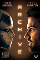 Archive - Movie Poster (xs thumbnail)
