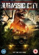 Jurassic City - British DVD cover (xs thumbnail)