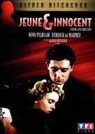 Young and Innocent - French DVD movie cover (xs thumbnail)