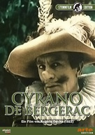 Cirano di Bergerac - German DVD cover (xs thumbnail)