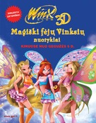 Winx Club 3D: Magic Adventure - Lithuanian Movie Poster (xs thumbnail)