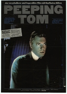 Peeping Tom - German Movie Poster (xs thumbnail)