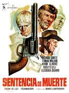 Sentenza di morte - Spanish Movie Poster (xs thumbnail)