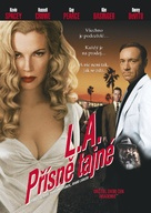 L.A. Confidential - Czech DVD movie cover (xs thumbnail)