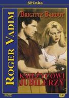 Les bijoutiers du clair de lune - Polish DVD cover (xs thumbnail)