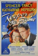 Keeper of the Flame - Australian Movie Poster (xs thumbnail)