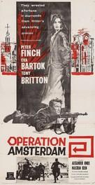 Operation Amsterdam - Movie Poster (xs thumbnail)