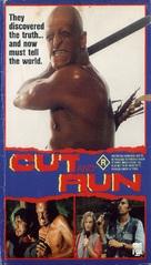 Cut and Run - Australian Movie Cover (xs thumbnail)