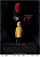 It - Romanian Movie Poster (xs thumbnail)