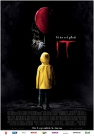 It - Romanian Movie Poster (xs thumbnail)