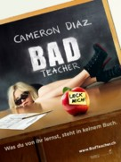 Bad Teacher - Swiss Movie Poster (xs thumbnail)
