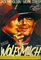 Ironweed - German Movie Poster (xs thumbnail)