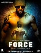 Force - Indian Movie Poster (xs thumbnail)