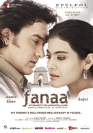 Fanaa - Polish Movie Poster (xs thumbnail)