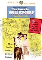 The Story of Will Rogers - Movie Cover (xs thumbnail)