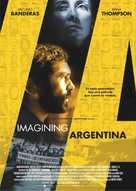 Imagining Argentina - Spanish Movie Poster (xs thumbnail)