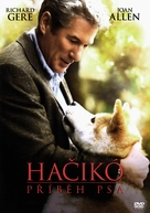 Hachiko: A Dog's Story - Slovak Movie Cover (xs thumbnail)