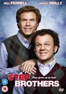 Step Brothers - British Movie Cover (xs thumbnail)