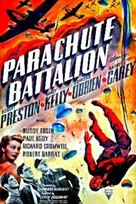 Parachute Battalion - Movie Poster (xs thumbnail)