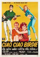 Bye Bye Birdie - Italian Movie Poster (xs thumbnail)
