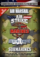 Air Marshal - DVD cover (xs thumbnail)