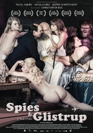 Spies & Glistrup - Dutch Movie Poster (xs thumbnail)