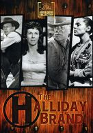 The Halliday Brand - DVD cover (xs thumbnail)