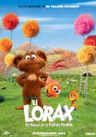 The Lorax - Argentinian Movie Poster (xs thumbnail)