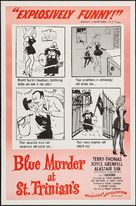 Blue Murder at St. Trinian's - Movie Poster (xs thumbnail)