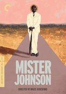 Mister Johnson - DVD cover (xs thumbnail)
