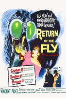 Return of the Fly - Movie Poster (xs thumbnail)