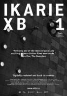 Ikarie XB 1 - Czech Movie Poster (xs thumbnail)