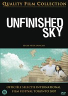 Unfinished Sky - Dutch DVD cover (xs thumbnail)